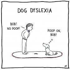 Image result for dyslexia cartoon