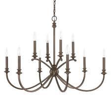 10 light chandelier light chandelier 10 light sputnik chandelier