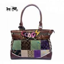 Quick View · Coach Holiday In Monogram Large Coffee Satchels Outlet Sale  VIP Shop ...