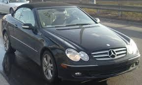 File:Mercedes-Benz CLK350 Convertible.JPG - Wikimedia Commons