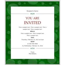 Business Invitation Template Business Invitation Template Best Business Template 1