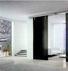Imposing Automatic Style For Modern Sliding Door Design For Guest Room And  Living Space At Mansion Interior Concept Furnished By Fancy Furniture
