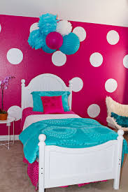Polka Dot Bedroom Decor 15 Fun Girls Room Ideas Kid Room Ideas And Girls