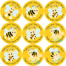 Bee Behaviour Chart Details About 144 Personalised Buzzing Bees 30mm Reward Stickers For School Teachers Parents