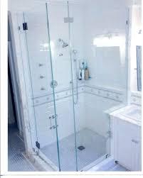 shower glass door cleaner best clear diy