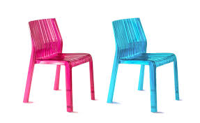 frilly stacking chair  pack  hivemoderncom