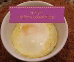 Chefman Air Fryer Cooking Chart Air Fryer Baked Eggs