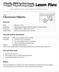 Elementry Lesson Plans 40 Lesson Plan Templates In Pdf Free Premium Templates