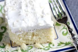 Coconut Cake Poke Cake Recipe