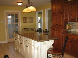 Kitchen Different Color Wood Cabinets Kitchen Cabinet Kitchen
