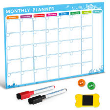 Magnetic Whiteboard Dry Erase Board Magnets Fridge Refrigerator To