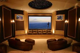 Media Room Media Room Using Basement Decorating Ideas With And Arttogallerycom