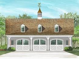 carriage house plans 3 car garage best of 155 best 3 car garage plans images on
