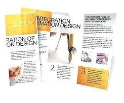 Microsoft Office Tri Fold Brochure Template Brochure Template Free Download Microsoft Word Aoteamedia Com