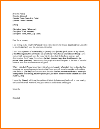 Character Reference Letter For Citizenship Kadil