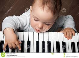 Image result for baby and music