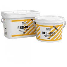 resi bed bedding bonding and repair mortar