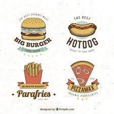 fast food restaurant logos crown. Perfect Crown Fast Food Logo Collection Free Vector And Food Restaurant Logos Crown