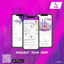 Scan QR code and download Zepp App ...