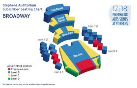 How To Make An Auditorium Seating Chart Seating Charts Iowa State Center Iowa State University