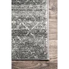 dark gray area rug charcoal and gold