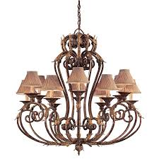 metropolitan lighting n6239 355 zaragoza twelve light chandelier