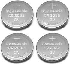 Cr2032 Battery Cross Reference Chart Lithium Cr2032 Dl2032 Br2032 Ml2032 Lir2032 Lr2032