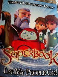 superbook tv series
