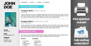resume format for online resume formats   examples and    awesome online resume
