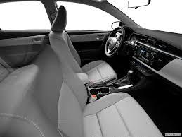 toyota corolla 2015 interior seats. 2015 toyota corolla 4dr sedan cvt le fake buck shot interior from passenger b seats