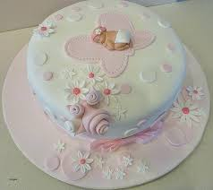 Simple Girl Baby Shower Cakes Ahsapinfo