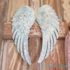 medium size of rustic angel wall decor metal wing silver wood black