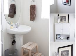 White Walls Decorating Bathroom 11 Different Bathroom Wall Decor Ideas Decorating