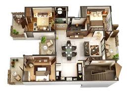 best 25 3d house plans ideas