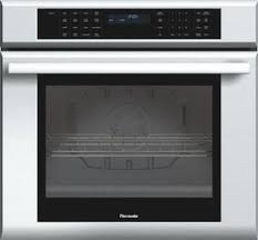 thermador appliance package. Thermador ME301JS Masterpiece Series 30 Inch 4.7 Cu. Ft. Total Capacity Electric Single Wall Oven With 1 Racks, Convection, Sabbath Mode, Delay Bake, Appliance Package