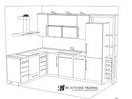 Tiny L Shaped Kitchen Wonderful L Shaped Kitchen Layout With Corner Pantry Photo Design