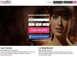 Site de Rencontres, srieuses pour Clibataires, meetic