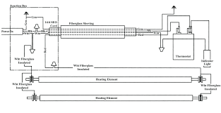 wiring diagram for two baseboard heaters to one thermostat Honeywell Thermostat Wiring Diagram at Line Voltage Thermostat Wiring Diagram