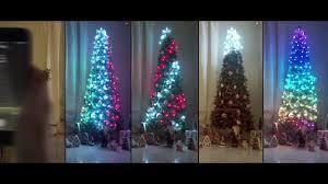 Twinkly Smart Christmas Tree Lights Ledworks Twinkly Smart Led Christmas Lights Bigit