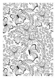 To Print This Free Coloring Page Coloring Adult Butterflys