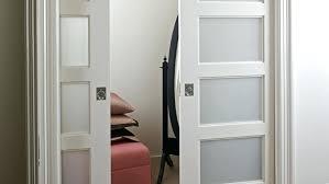 interior door glass panels bedroom panel doors external stained
