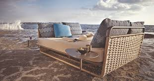 lounger outdoor garden furniture roberti rattan garden