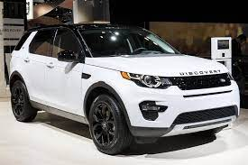 The Land Rover Discovery Sport All White With Black Design Pack Land Rover Discovery Sport Dream Cars Range Rovers Luxury Cars Range Rover