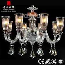 european crystal durable service led chandelier lamp italian
