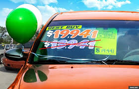 Automobile For Sale Sign Used Car Buying Tips Help Seniors Prepare For Their Next