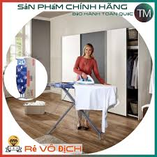 Bàn để ủi quần áo Lebenlang LBB363 Hàng Đức dạng đứng - Hàng chính hãng,bảo  hành 12 tháng chính hãng 448,500đ