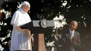 Resultado de imagem para papa francisco nos estados unidos