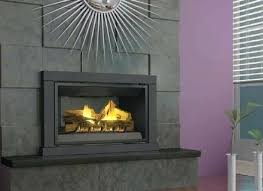 gas fireplace insert reviews lp