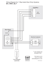 wiring diagram auto gate images wiring diagram for bell door bell 901 audio door entry kit autogate supplies