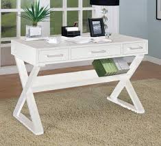small white office desk. agreeable white office desk with drawers for your budget home interior design small